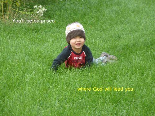 God's surprises