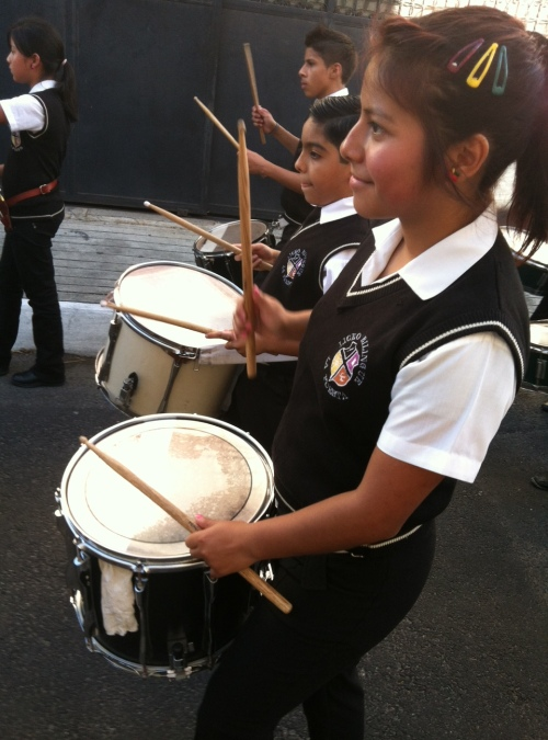 banda escolar Guatemala