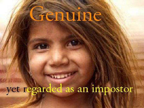 genuine person