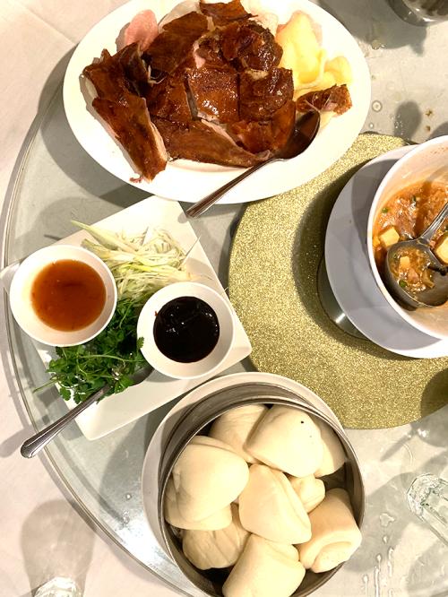 Peking Duck Hop Li Chinese restaurant Chinatown LA