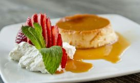 flan Habanero Mexican Grill Thousand Oaks