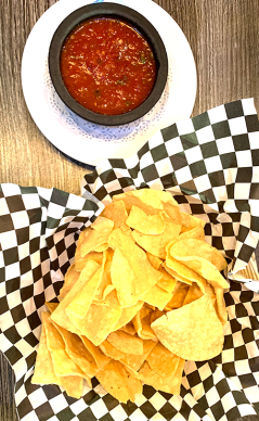 nachos and salsa Habanero Restaurant Thousand Oaks