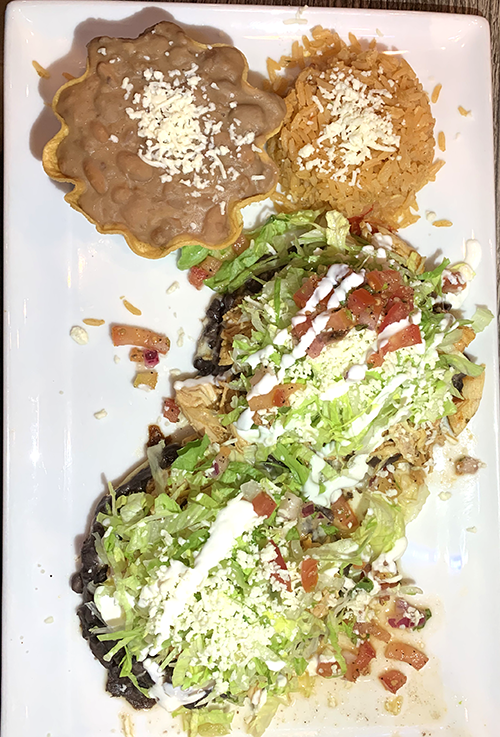 sopes Habanero Restaurant Thousand Oaks